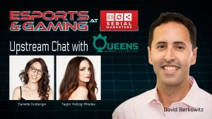 Esports & Gaming Week Upstream chat with Queens Gaming Collective